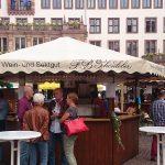 Bildergebnis für Rheingauer Weinwoche Wiesbaden: Wein und Sekt von F.B. Schönleber.