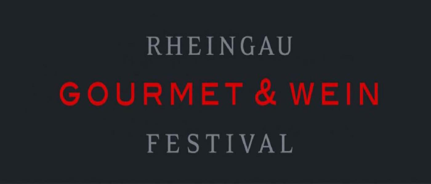 Veranstaltung Rheingau Gourmet Festival