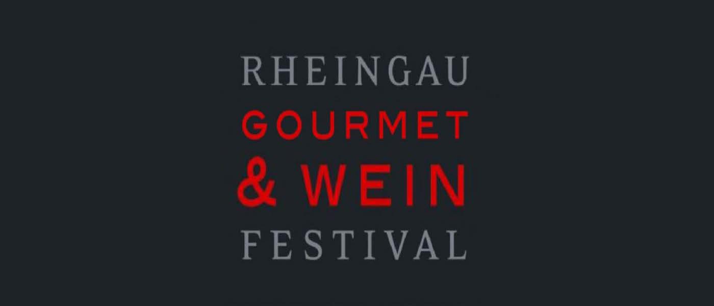Rheingau Gourmet Festival mit dem VDP Wein- und Sektgut F.B. Schönleber.