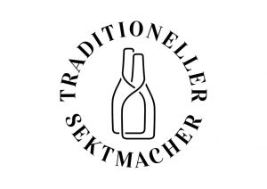 Traditionelle Sektmacher Logo